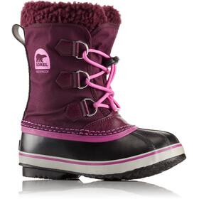 Sorel Yoot Pac Nylon Boots Barn purple dahlia, foxglove